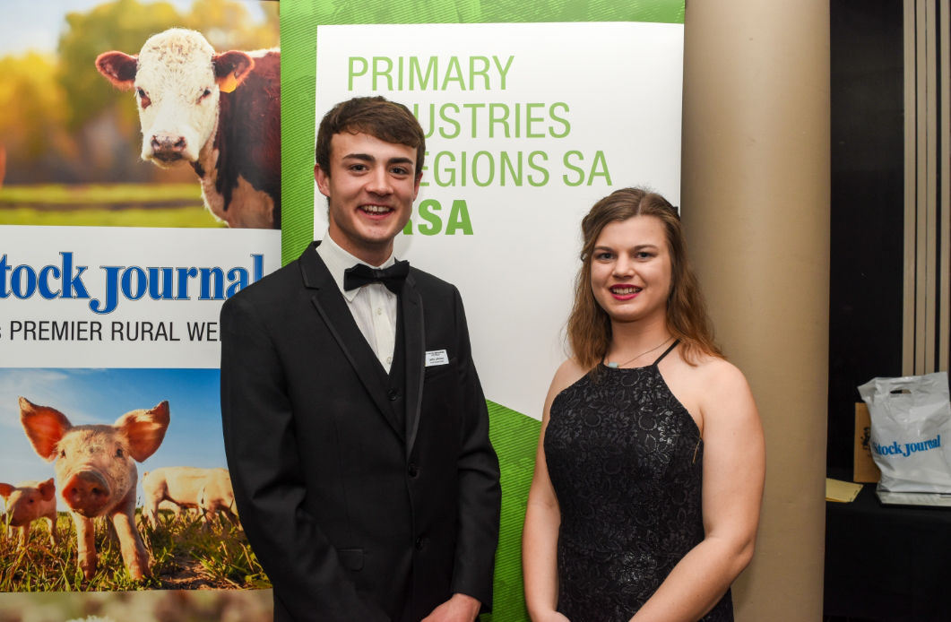 2018 Young Rural Ambassador Award Winner and Runner Up