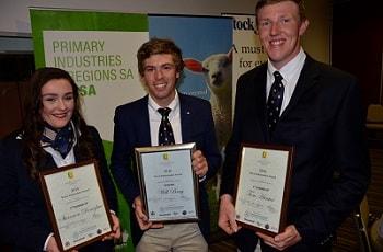 2016 Rural Ambassador Award Winner and Runner Ups